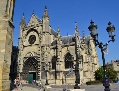 Kerk in Bordeaux