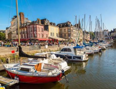 Honfleur-haven